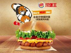 <b>为什么每天有人咨询西式快餐品牌汉堡王?</b>
