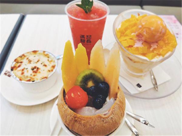 上海满记甜品品牌越懂越爱
