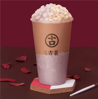 分享一个古茗奶茶加盟店靠不靠谱的案例