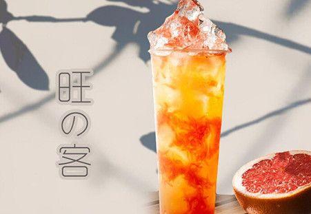 旺客奶茶唤醒你的夏日味蕾
