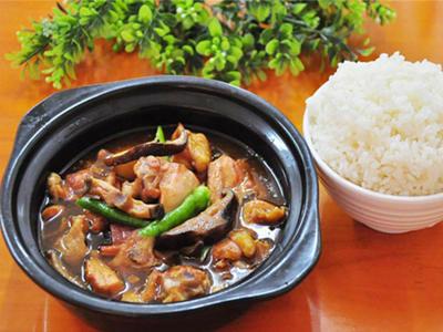 你是这样的一份杨铭宇黄焖鸡米饭?