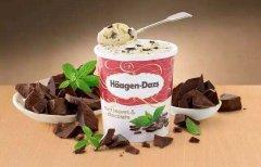 投资哈根达斯冰淇淋店需