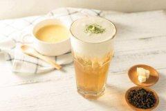 心研茶奶茶加盟总部提供