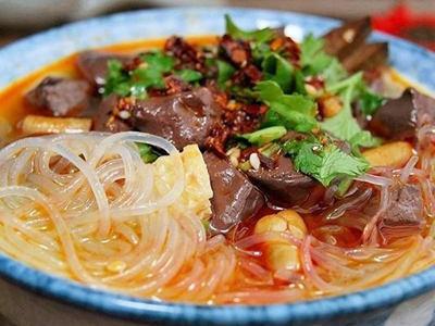 南京回味鸭血粉丝汤加盟店