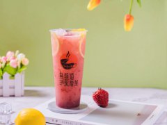 黑龙茶奶茶加盟项目灵活