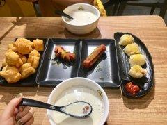 小田豆浆快餐店如何做到